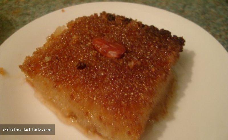 Recette qalb el louz le grand livre de recettes et for Amour de cuisine kalb el louz